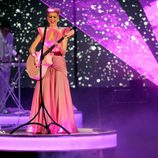 Actuación de Katy Perry en los American Music Awards 2011