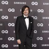 Gelete Nieto en los Premios GQ hombre del año 2017