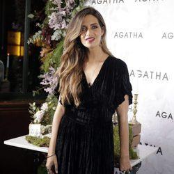 Sara Carbonero llega hasta Madrid para ser imagen de un evento de joyas