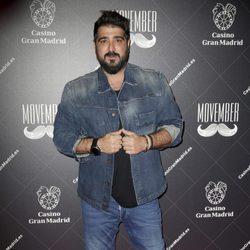 Antonio Orozco en un concierto en el Casino de Madrid