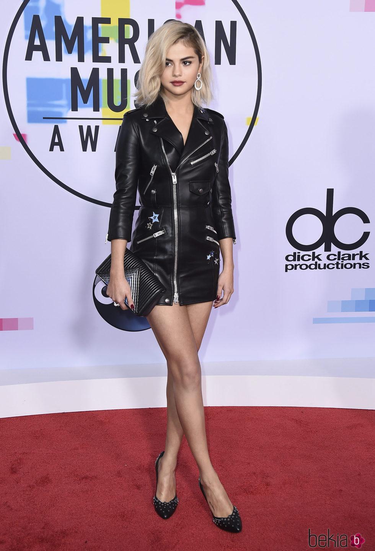 Selena Gomez En Los American Music Awards 2017 Gala Y