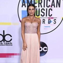 Lea Michele en los American Music Awards 2017