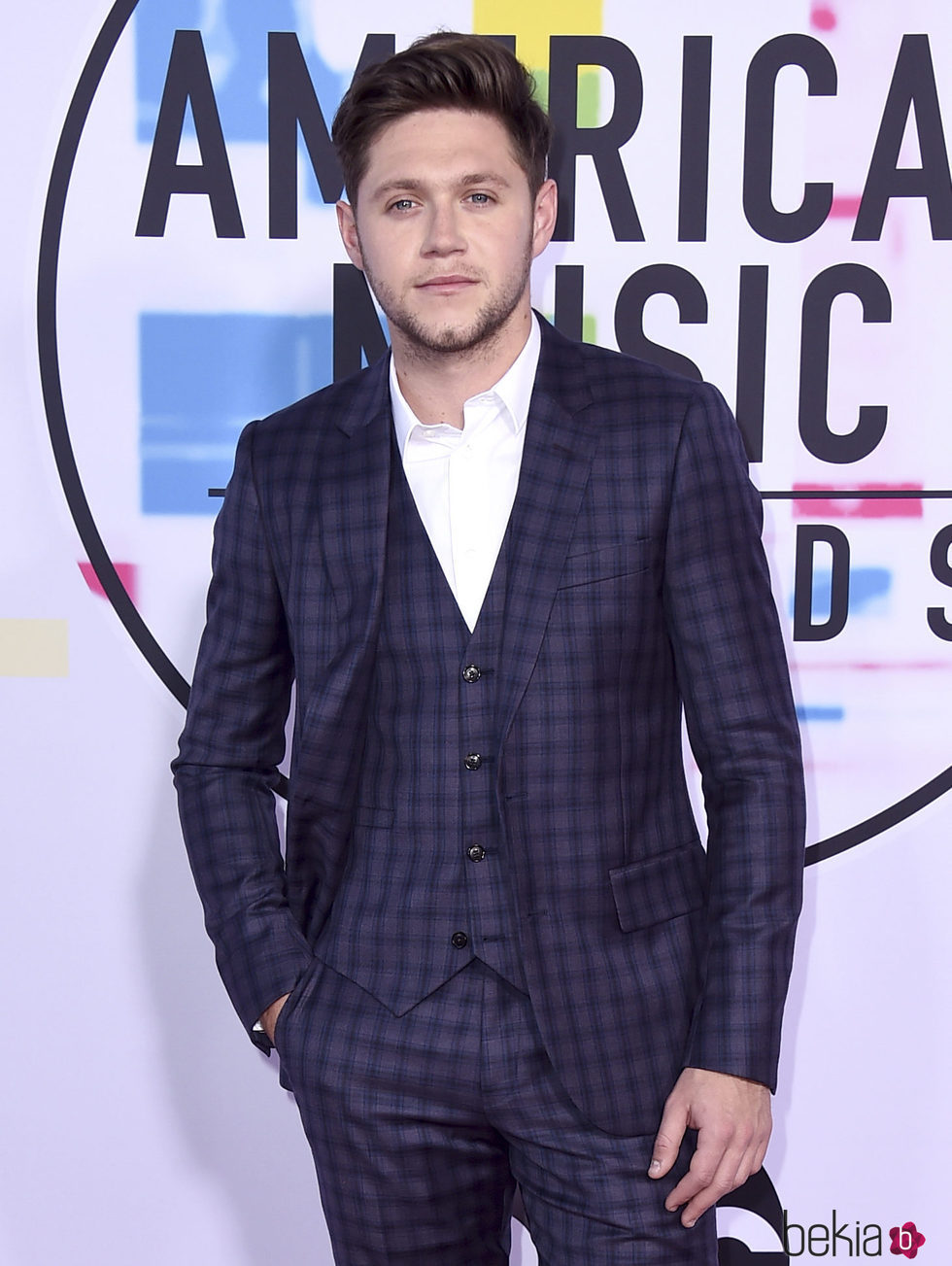 Niall Horan en los American Music Awards 2017