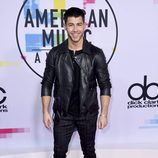Nick Jonas en los American Music Awards 2017