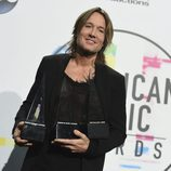 Keith Urban premiado en los American Music Awards 2017
