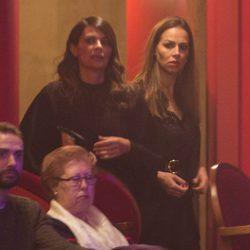 María José Suárez y Eva González en el concierto de Pastora Soler