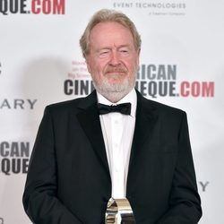 Ridley Scott recibe el premio American Cinematique