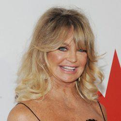 Goldie Hawn en un evento en Nueva York