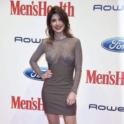 Ares Teixidó en los Premios Men's Health 2017