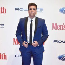 Xuso Jones en los premios 'Mens Health 2017'
