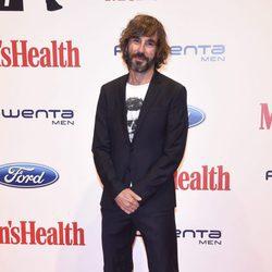 Santi Millán en los premios 'Mens Health 2017'