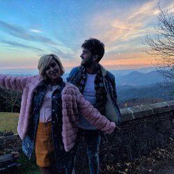 Bea y Rodri ('GH') en una escapada rural