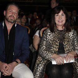 Carmen Martínez Bordiú junto a su novio Tim McKeague