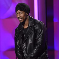 Nick Cannon en la Gala Billboard Women in Music 2017