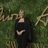 Holly Willoughby en los British Fashion Awards 2017