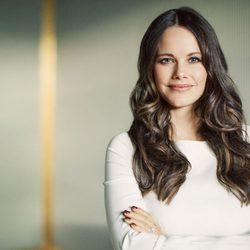 Sofia Hellqvist celebra su 33 cumpleaños con una foto oficial