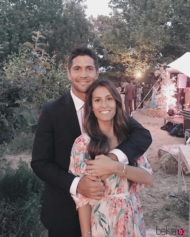 Ana Boyer y Fernando Verdasco en un evento