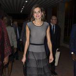La Reina Letizia en Senegal para su viaje de cooperación
