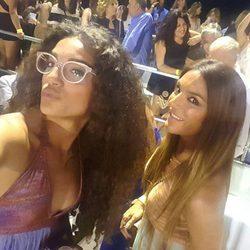 Raquel Bollo felicita a su hija Alma Cortés por su 18 cumpleaños
