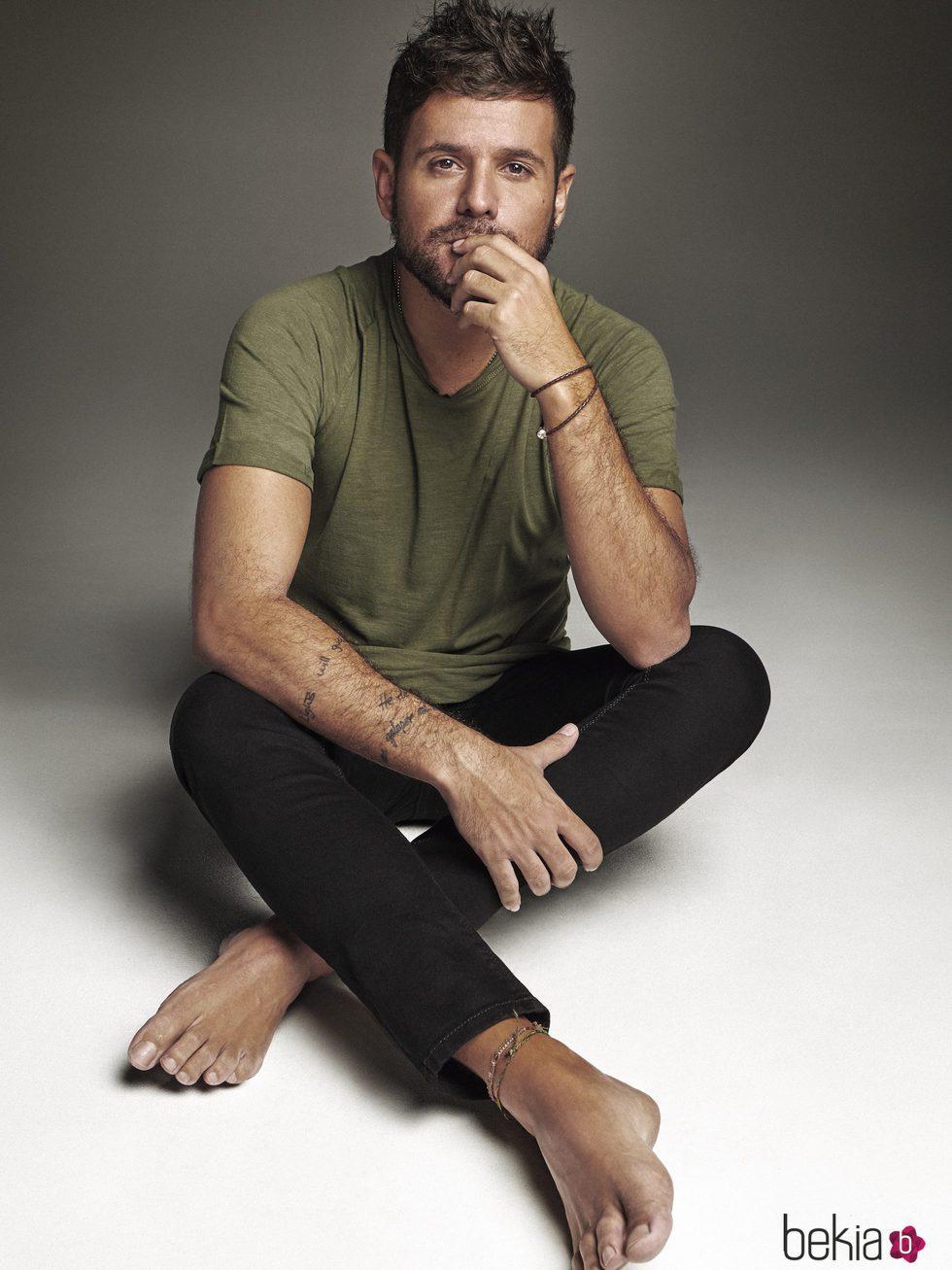 Pablo López en una imagen promocional