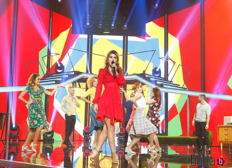 Vestido rojo amaia ot gala 10
