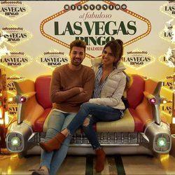 Sofía Suescun y Alejandro Albalá disfrutando en el Bingo Las Vegas de Madrid