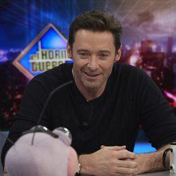 Hugh Jackman en 'El Hormiguero'
