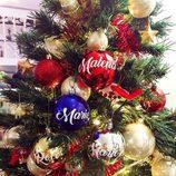 El árbol de Navidad de Malena Costa