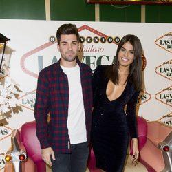 Sofía Suescun junto a Alejandro Albalá en un evento del 'Bingo Las Vegas'