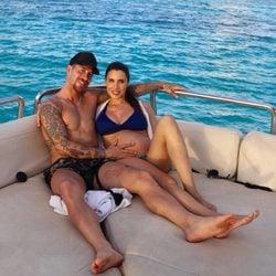 Pilar Rubio y Sergio Ramos disfrutando de las vacaciones navideñas