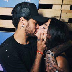 El beso con el que Neymar y Bruna Marquezine confirman su cuarta reconciliación