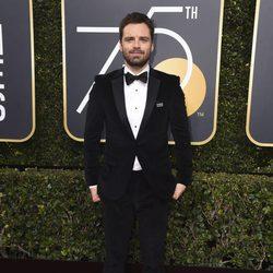 Sebastian Stan en los Globos de Oro 2018