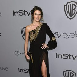 Nikki Reed en la fiesta InStyle tras los Globos de Oro 2018