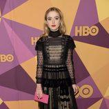 Kathryn Newton en la fiesta HBO tras los Globos de Oro 2018
