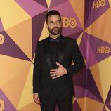 Ricky Martin en la fiesta HBO tras los Globos de Oro 2018