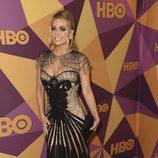 Carmen Electra en la fiesta HBO tras los Globos de Oro 2018