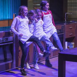 Los finalistas de 'MasterChef Junior 5'