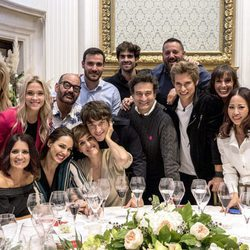 Los concursantes de 'MasterChef Celebrity 2' en la final de 'MasterChef Junior 5'