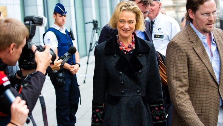 Delphine Boël va a los juzgados para luchar por ser reconocida como hija de Alberto de Bélgica