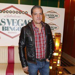 Gustavo González en la fiesta de 'Sálvame' en Bingo Las Vegas