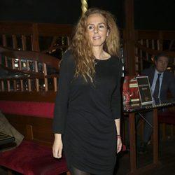 Rocío Carrasco en el musical en homenaje a su madre Rocío Jurado