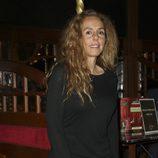 Rocío Carrasco posa en el musical en homenaje a Rocío Jurado