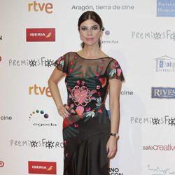Maribel Verdú en la alfombra roja de los Premios Forqué 2018