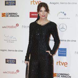 Juana Acosta en la alfombra roja de los Premios Forqué 2018