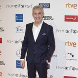 Sergio Dalma en la alfombra roja de los Premios Forqué 2018