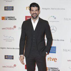 Miguel Ángel Muñoz en la alfombra roja de los Premios Forqué 2018