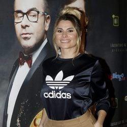 María Lapiedra en el estreno de 'Grandes éxitos'