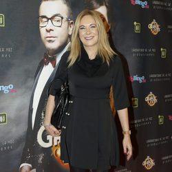 Belén Rodríguez en el estreno de 'Grandes éxitos'