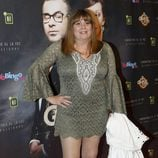 Marta Valverde en el estreno de 'Grandes éxitos'