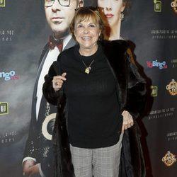 María Luisa Merlo en el estreno de 'Grandes éxitos'